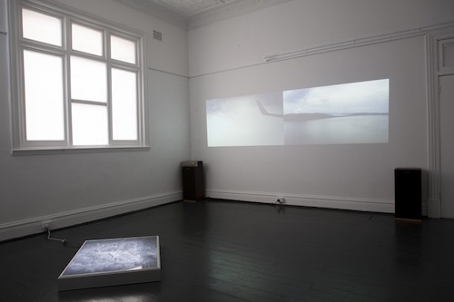 Greer, Julia and Matte Rochford, Airway, Installation view at Archive_, August 2015. Photography by Jack Condon